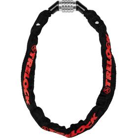 Trelock BC 115 Code Kettingslot 60 cm, black